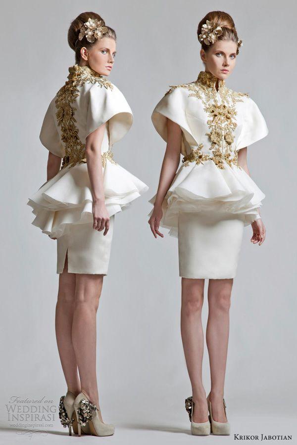 Krikor Jabotian Wedding Dresses — Chapter One Collection | Wedding Inspirasi
