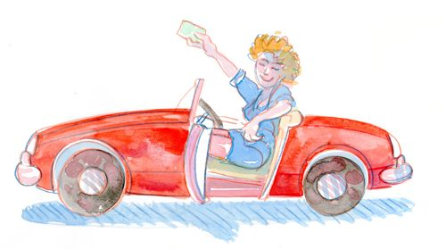 A Gelsemium car? Check out our poems to find out more!