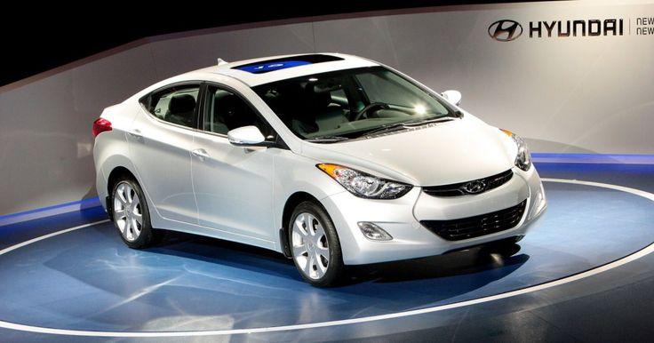 Nice Best 2013 Hyundai Elantra Spare Tire