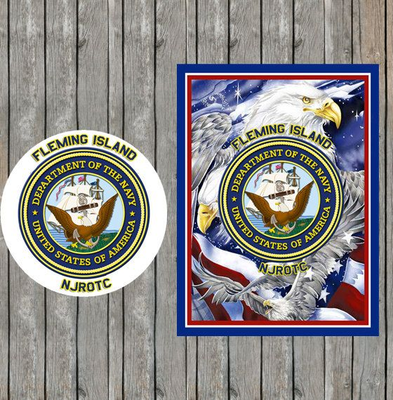 US Navy  Edible Birthday Party Cake or cupcake by EBDesignAndPrint