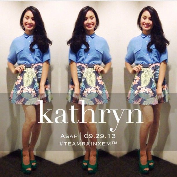 17 Best Images About Style Inspiration Kathryn Bernardo On Pinterest Jasmine Pump And Travel
