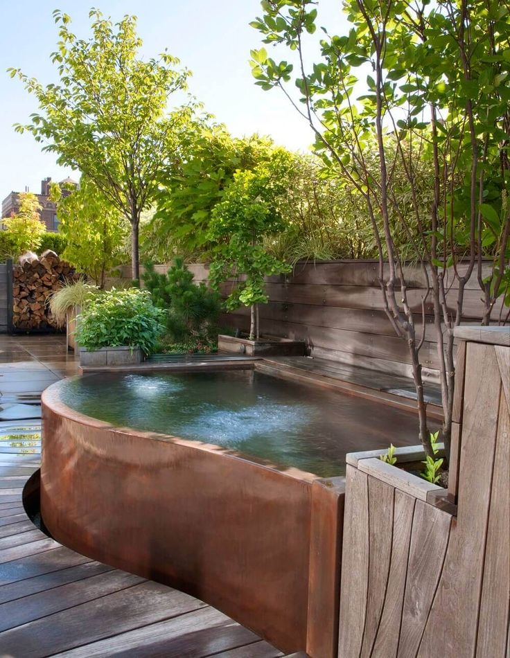 398 best my ideal backyard retreat images on pinterest - My perfect pool ...