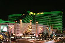 MGM Grand Hotel, Las Vegas, Nevada