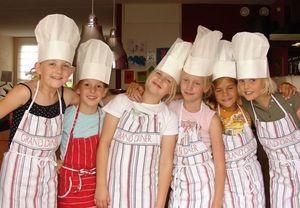 Kinderkookfeestje