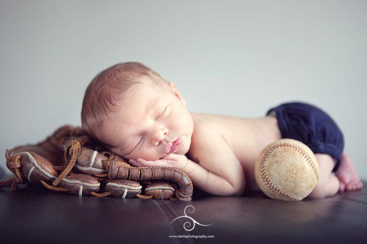 When/If I have a baby boy, this will be one of his pictures (: