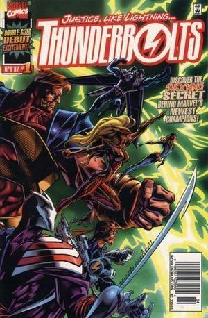 Thunderbolts (Comic Book) - TV Tropes