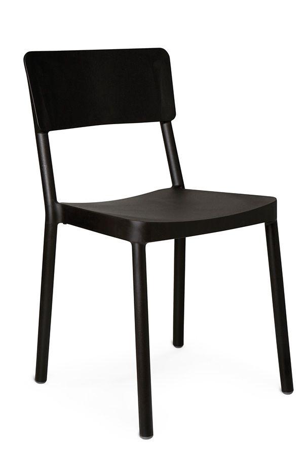 Stuhl Lisboa Schwarz Magazin Aussenmobel Stuhle Outdoor Mobel