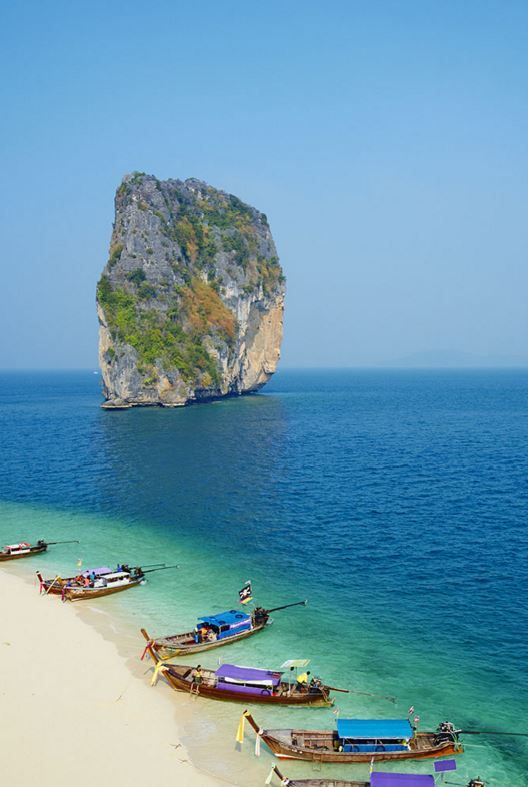 Krabi Island, Thailand                                                                                                                                                                                 More