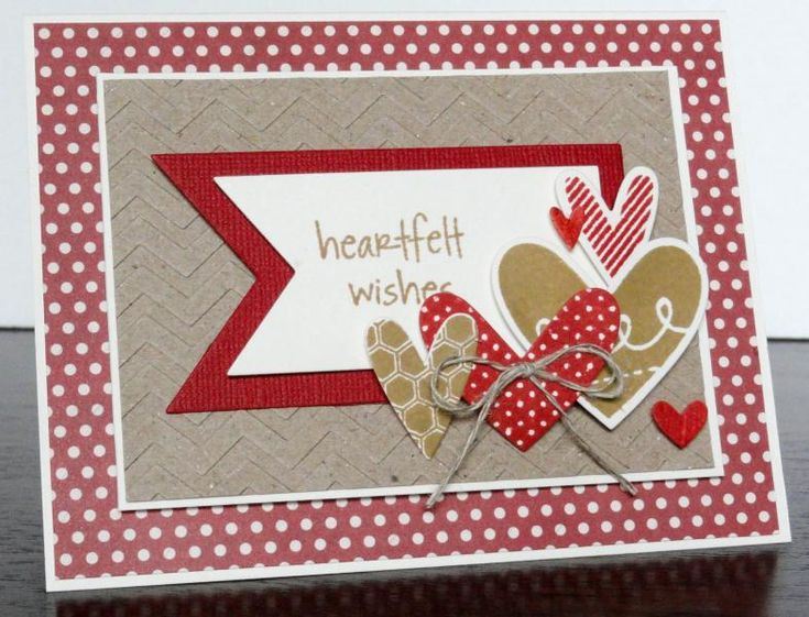Heartfelt Wishes by ryanhannah - Cards and Paper Crafts at Splitcoaststampers