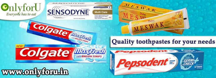 Shop #online for wide range of #Toothpastes from top brands like Colgate, Sensodyne & more on in Onlyforu at hyderabad . For more info visit us @ https://goo.gl/Tx9ZXO #readytoeat #organicproducts #groceries #doordelivery #Freshvegetables