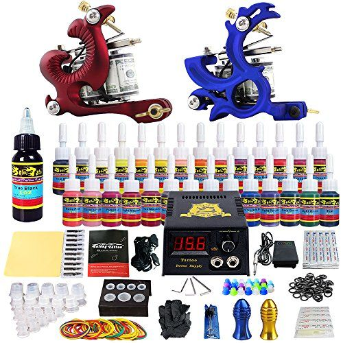 100 completed tattoo kit cheap tattoo 13 best joker for Cheap tattoo kits amazon