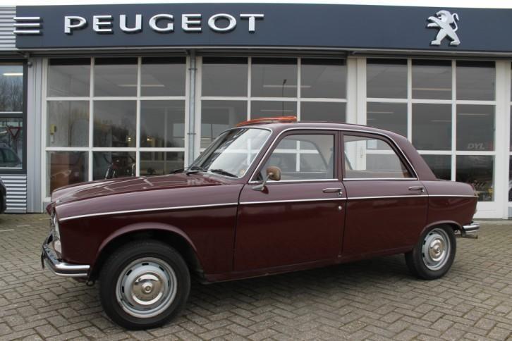 Peugeot 204 Sedan 1973