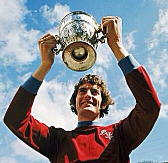 40 years since Burnley FC won the Second Division title