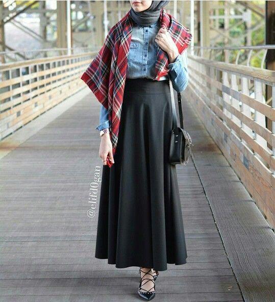 Hijab Fashion | elifd0gan