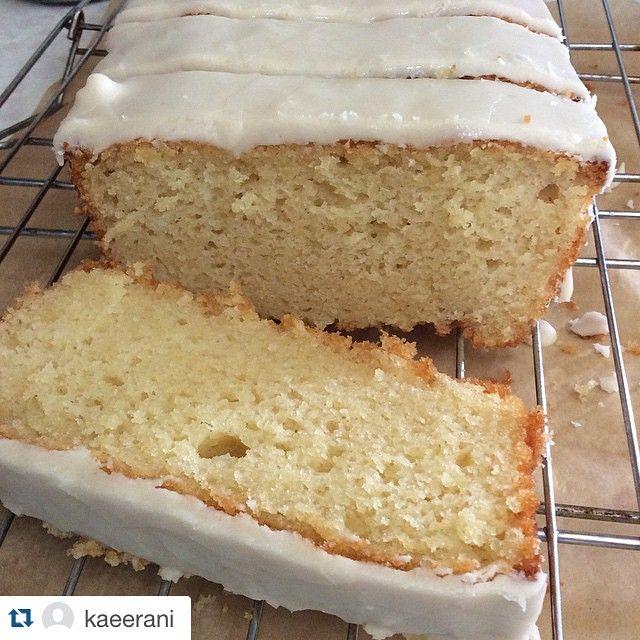 (Recipe in the comments) Cassava flour lemon loaf made with @ottosnaturals Cassava Flour. Recipe courtesy of @kaeerani. (Directions in comments) Ingredients: 1c sugar, 3/4c coconut yogurt, 1/2c oil, 4 eggs, 1c Otto's cassava flour, 1T baking powder, 1/2t salt, 2T lemon essential oil, 1/2c almond flour.