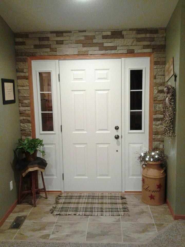 36 best airstone projects images on pinterest airstone - Airstone exterior adhesive alternative ...