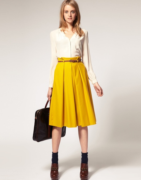 1000 images about how to wear midi skirts on