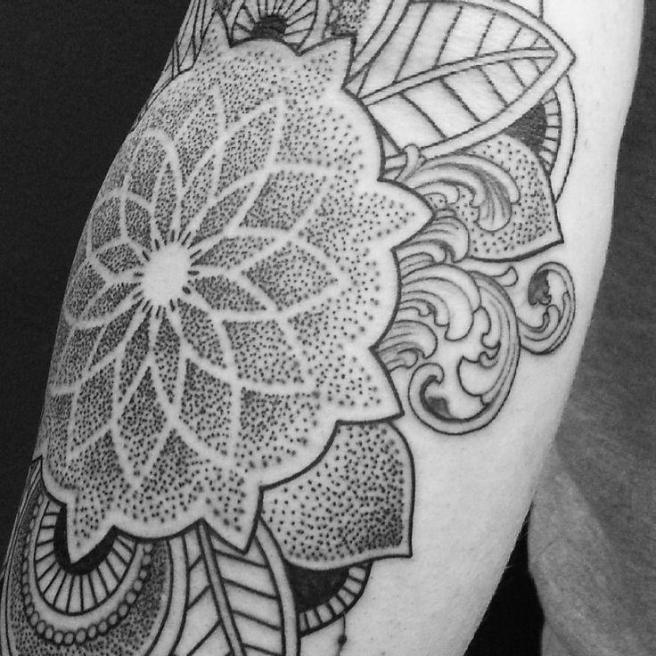 Felipe Black Ink - Led's Tattoo