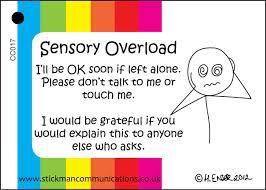 Para comprender a nuestros niños con trastorno de integración sensorial.