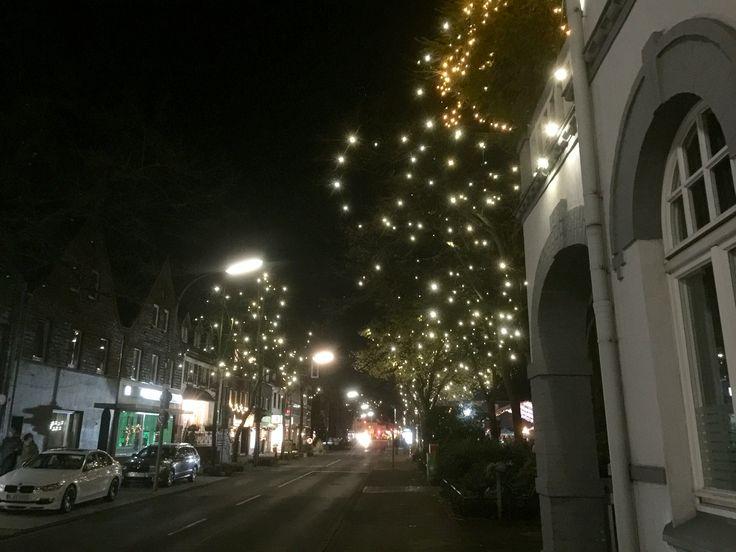 Dorfstrasse #meerbusch #weihnachten #niederrhein