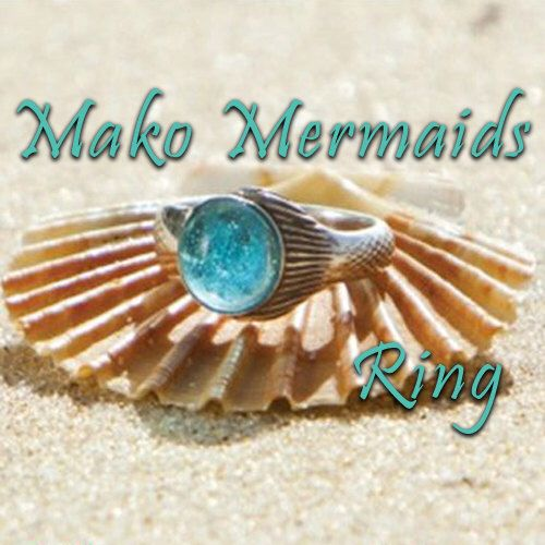 NEW Mako Mermaid Ring Sterling Silver 925 + Shell Box included! by thesilverart on Etsy https://www.etsy.com/listing/111173988/new-mako-mermaid-ring-sterling-silver