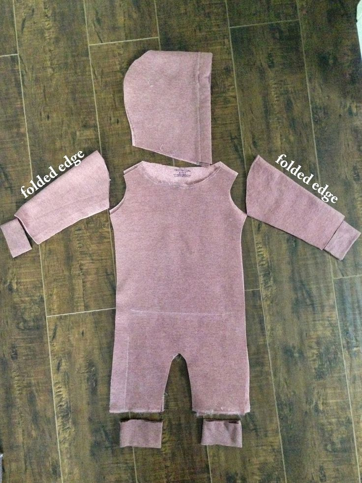 Merricks Art: MEN'S SWEATSHIRT TO BABY JUMPSUIT REFASHION (CURIOUS GEORGE HALLOWEEN COSTUME)