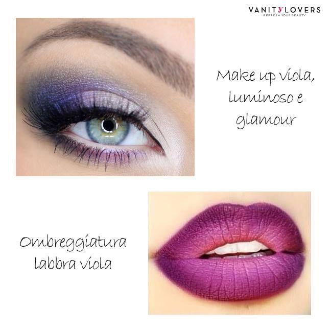 Bellissimo makeup sfumato dal rosa al viola abbinato ad un rossetto porpora ombreggiato https://www.facebook.com/photo.php?fbid=10152336257078387set=pb.278789638386.-2207520000.1403275585.type=3theater