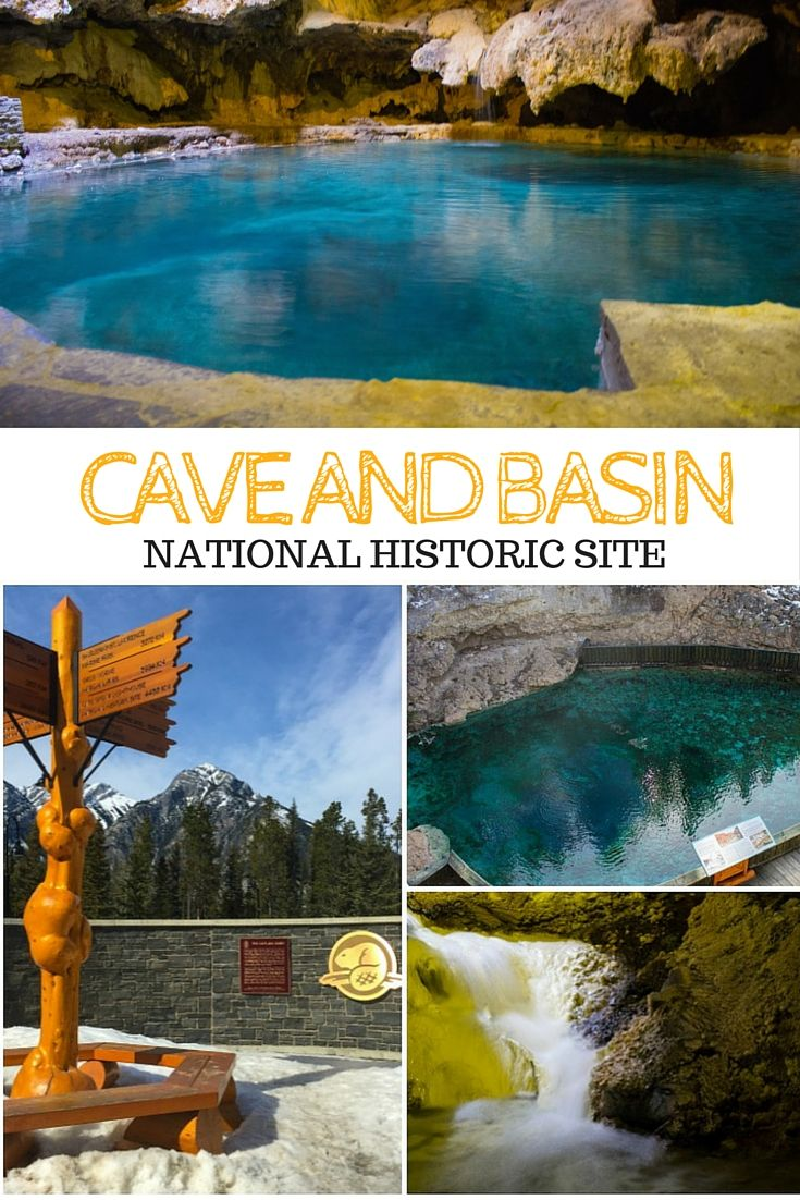 A trip to the historic Cave and Basin National Historic Site (with its turquoise pools!) is just one great spring activity in Banff National Park. Click to learn about the rest!