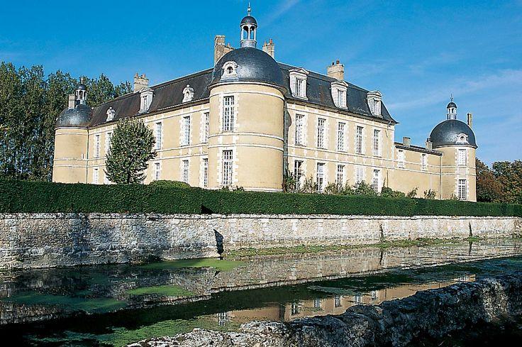 Château de la Ferté près de Reuilly.