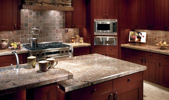 Granite Top Kitchen Granite Kitchen Countertops