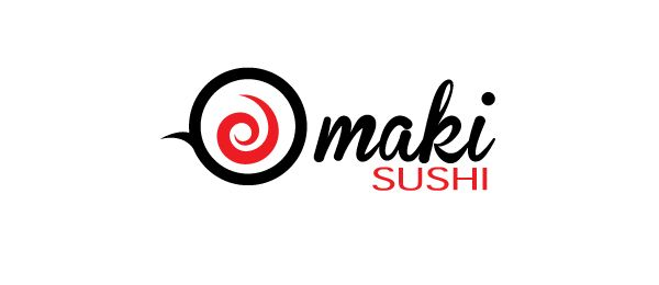 40+ Cool Sushi Logo Designs for Inspiration - Hative