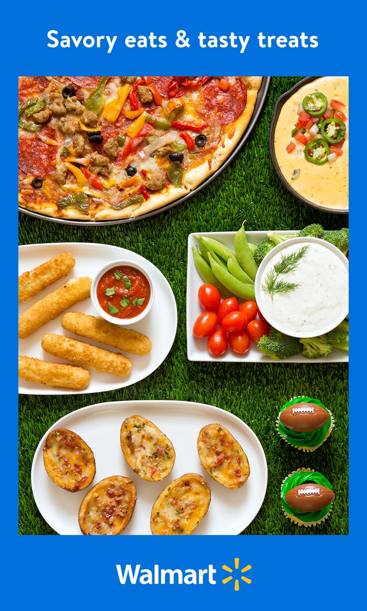 5 quick football party foods
