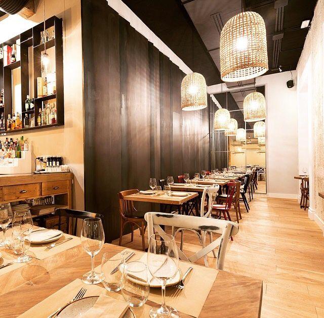 La Cocina Bar Madrid   17 Best Ideas About Restaurante Serafina On Pinterest Pizza De