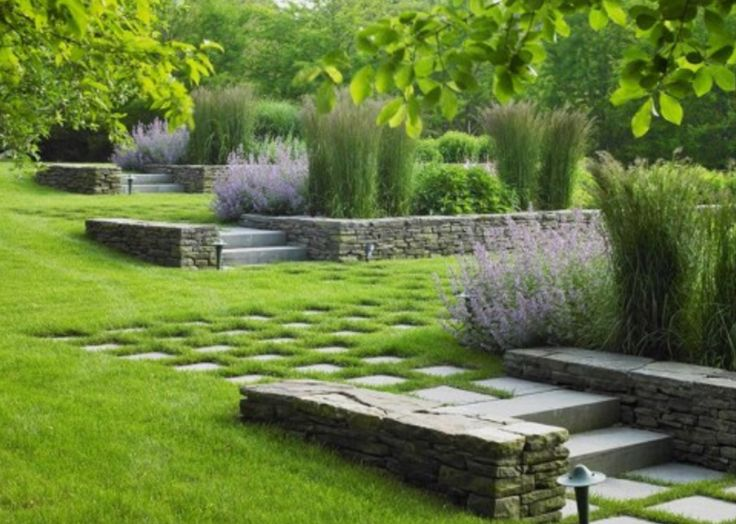Jardin moderne allées de jardin jardins formels jardin clos beaux jardins architecture du paysage jardin de rêve aménagement de jardin garten