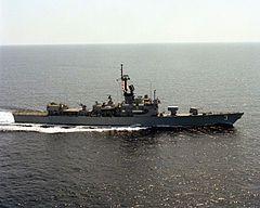Brooke-class frigate - Wikipedia, the free encyclopedia