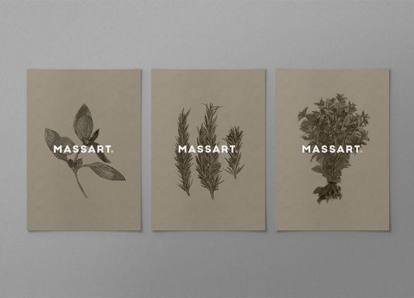 Massart by Guillermo Torres, via Behance