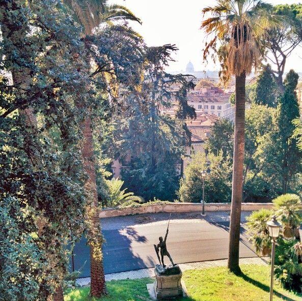 Passeggiate e #relax domenicale #Roma #amici #amore #vlv #villaborghese