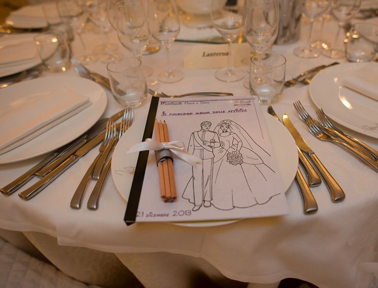 activity book  wedding planner_ isi eventi_ matrimonio_  winter wedding _ www.isieventi.com