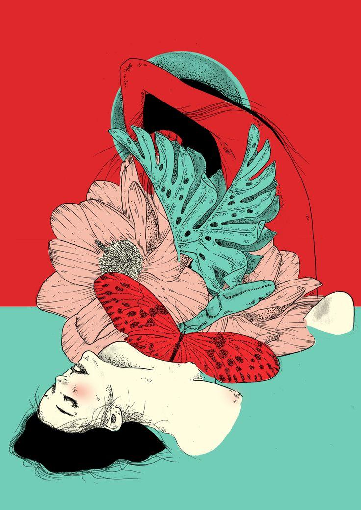As flores mais eróticas de Brusque são de Sabrina Gevaerd   IdeaFixa