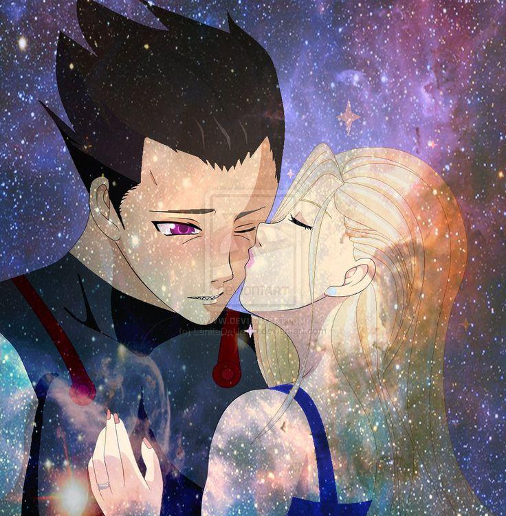 Kissing my Man by LenitaDeUrano.deviantart.com on @DeviantArt