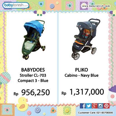 Dapatkan berbagai kebutuhan bayi Anda hanya di Babylonish.