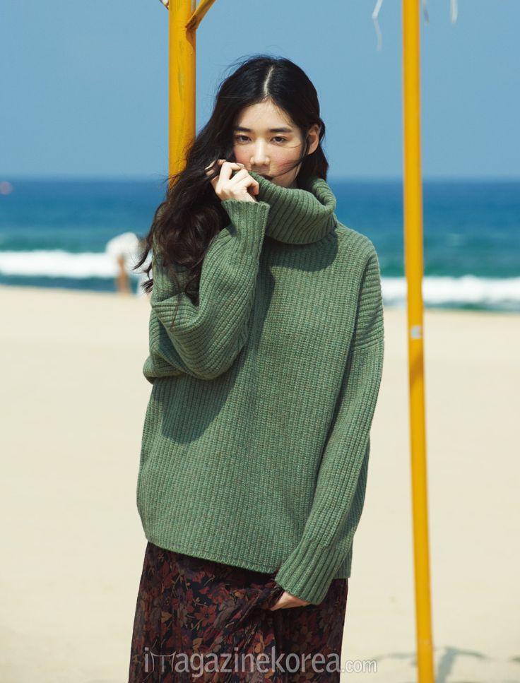 Jung Eun Chae - Harper's Bazaar Magazine October Issue '14