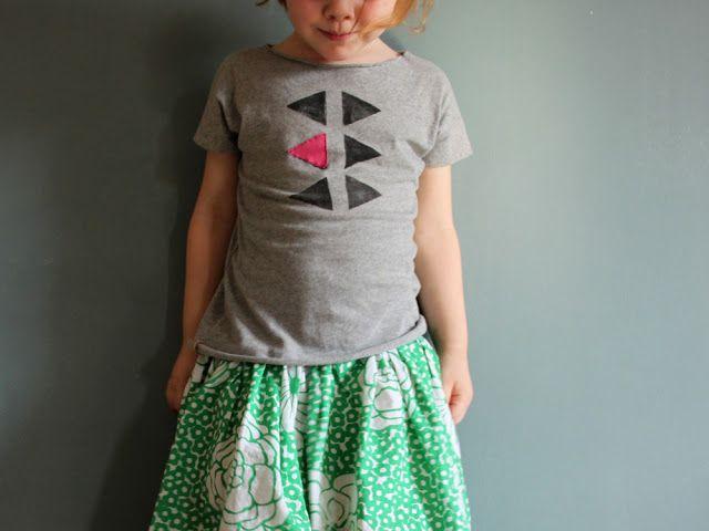 Trula: 5 minute skirt