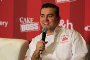 Buddy Valastro promociona en México nueva temporada de 'Cake Boss'