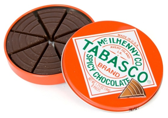 Tabasco Spicy Suklaa