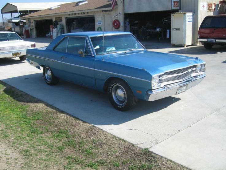 1969 Dodge Dart 2DR Hard Top 270 Custom