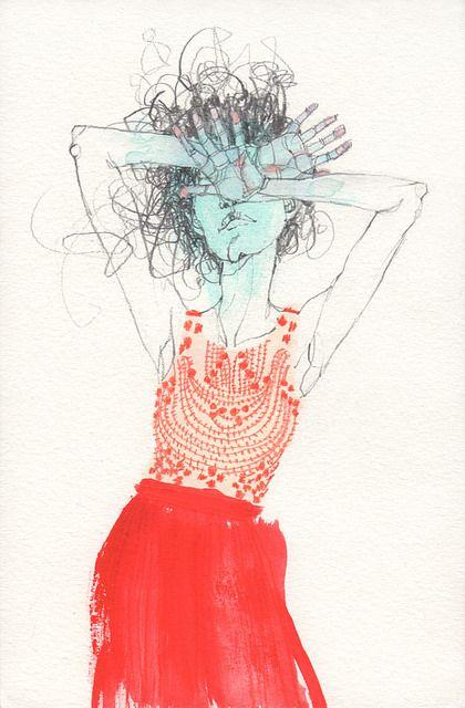 Deanna Staffo sketchbook | Flickr