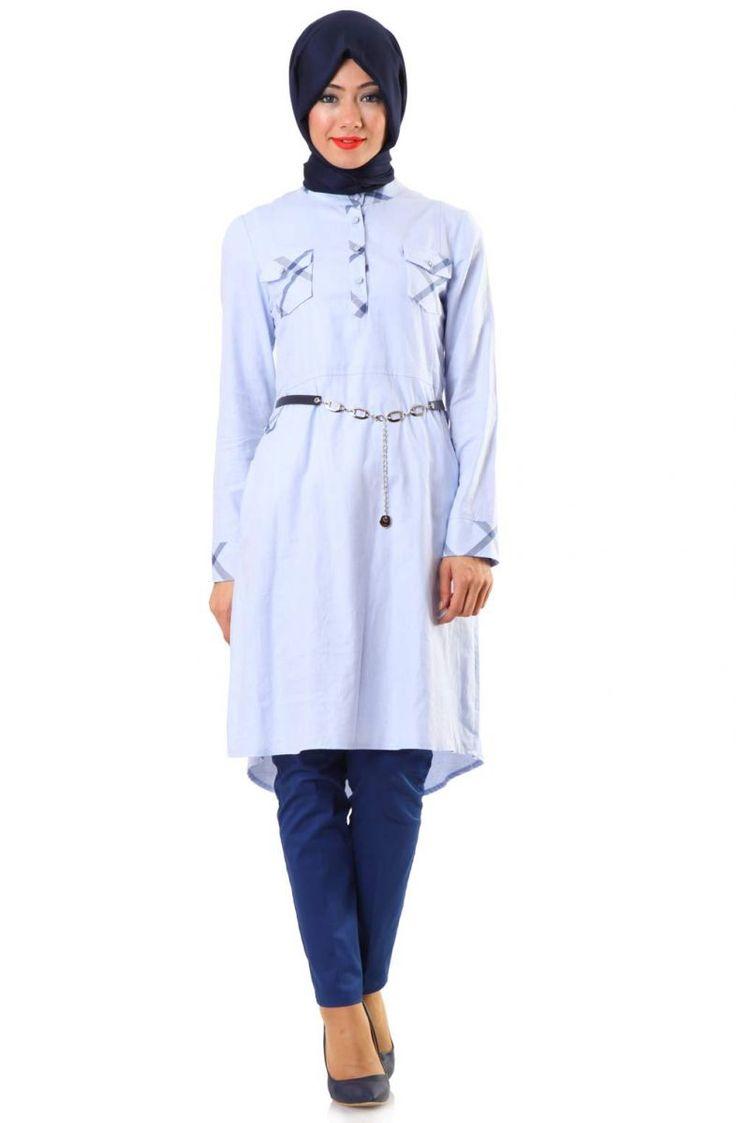 """Tuğba Ekose Desenli Tunik D6759 Açık Mavi Sitemize """"Tuğba Ekose Desenli Tunik D6759 Açık Mavi"""" tesettür elbise eklenmiştir. https://www.yenitesetturmodelleri.com/yeni-tesettur-modelleri-tugba-ekose-desenli-tunik-d6759-acik-mavi/"""