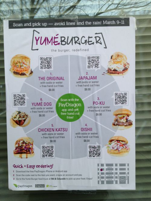 96 best qr code images on pinterest qr codes coding and for Application creation cuisine