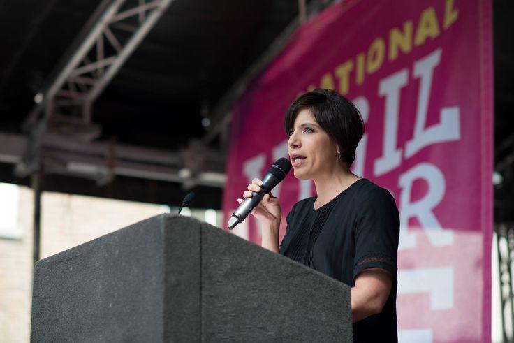 Abortion survivor Melissa Ohden shares her story